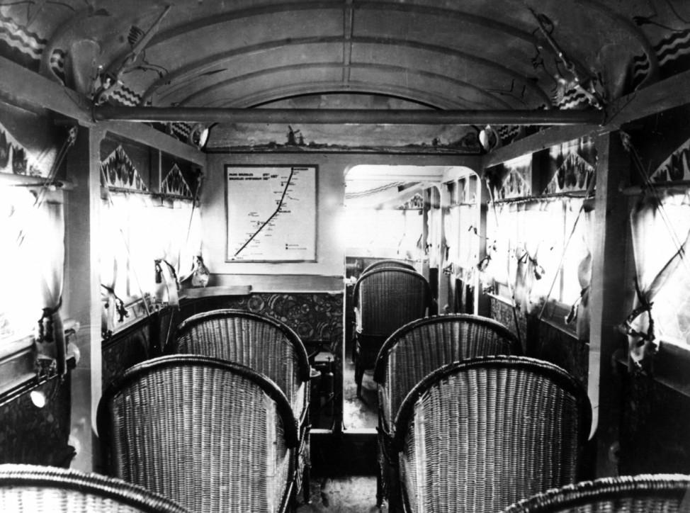 Was sich in 100 Jahren Linienflug getan hat