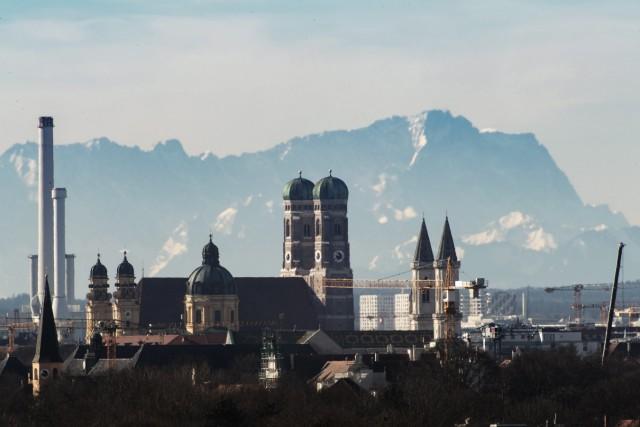FËÜnwetter ¸ber Bayern