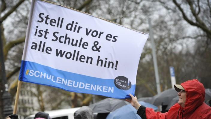 Fridays for Future - Schülerdemonstration in München, 2019
