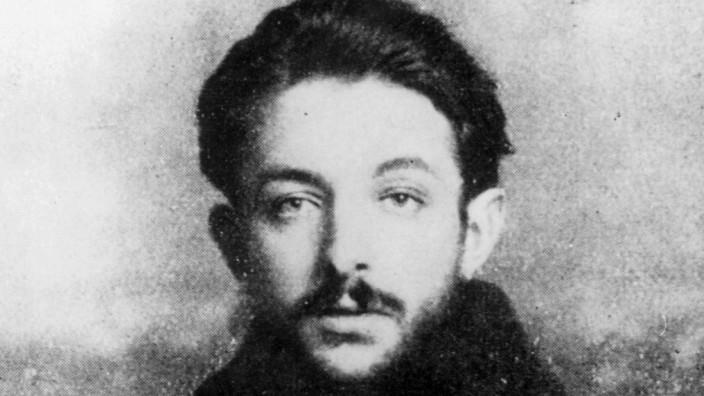 Der KPD-Politiker Eugen Leviné zählte zu den führenden Köpfen der zweiten Räterepublik.