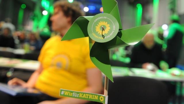 Bundestagswahl 2021: Auch beim Stadtparteitag der Grünen in München 2019 war soziale Distanz noch nicht notwendig.