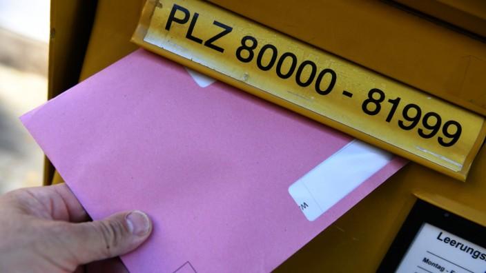 Briefwahl München