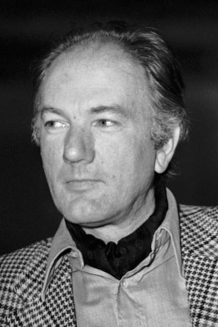 Schriftsteller Thomas Bernhard