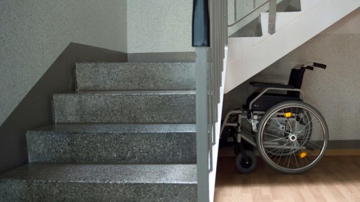 Barrierefreiheit bei Wohnungssuche eine Herausforderung