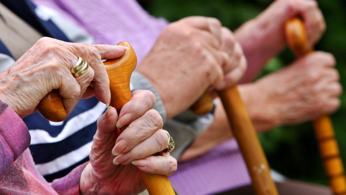 Studie zu demografischer Alterung