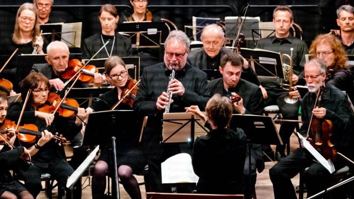 Münchner Ärzteorchester, Miriam Haupt