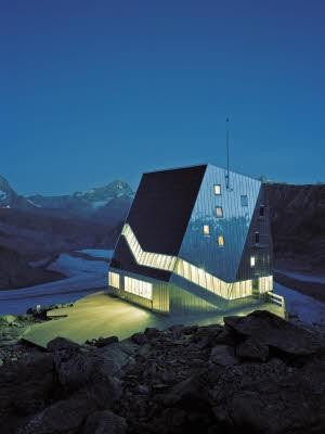 Touren in den Alpen Schweiz Zermatt Matterhorn Gornergletscher, ETH-Studio Monte Rosa/Tonatiuh Ambrosetti/dpa