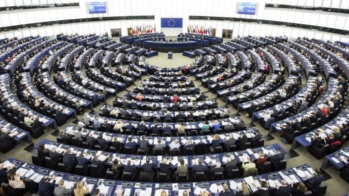 Debatte im EU-Parlament