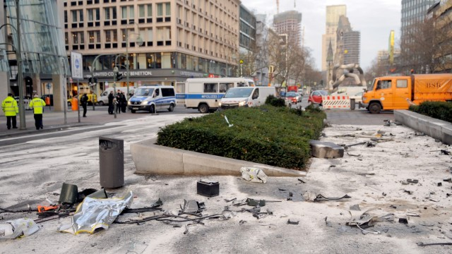 Tödliches Autorennen in der Berlin City - Urteil erwartet