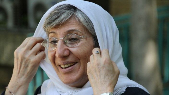 13 Jahre Afghanistan-Einsatz - Sima Samar