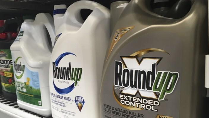 Glyphosat-Prozess gegen Bayer-Tochter Monsanto