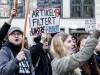 Protest gegen neues Urheberreht - Hamburg
