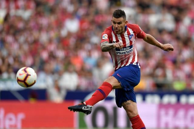 Lucas Hernandez von Atletico Madrid