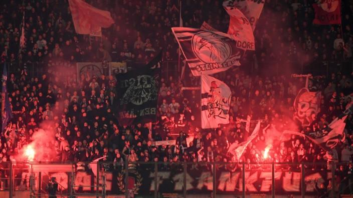 Inter Mailand - Eintracht Frankfurt