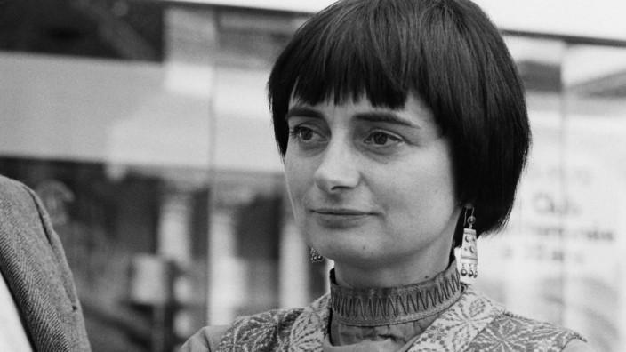 Agnes Varda im Jahr 1970