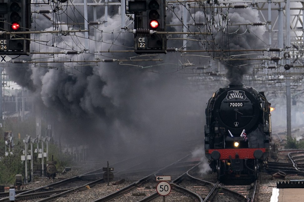 The Brexit Steam Train To Sunderland