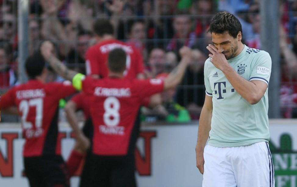 SC Freiburg - Bayern München