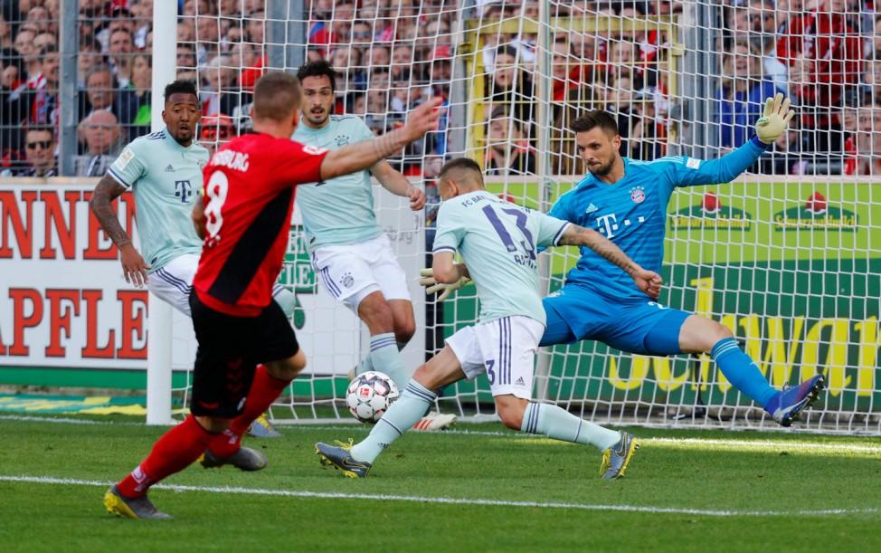 Bundesliga - SC Freiburg v Bayern Munich