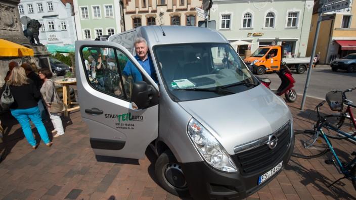StadtTeilAuto Freising