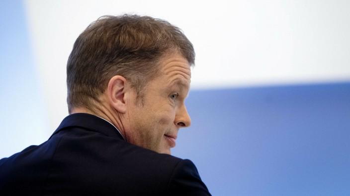 Christian Sewing von der Deutschen Bank