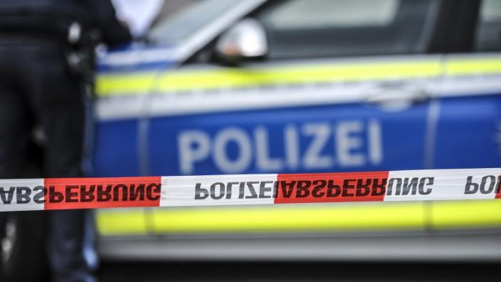 Polizeieinsatz mit Schußwaffengebrauch in München, 2019