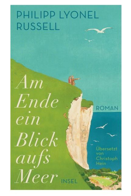 Literatur und Recherche: Philipp Lyonel Russell: Am Ende ein Blick aufs Meer. Aus dem amerikanischen Englisch von Christoph Hein. Insel Verlag, Berlin 2019. 220 Seiten, 20 Euro.
