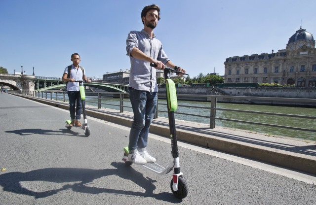 France Scooter Sharing
