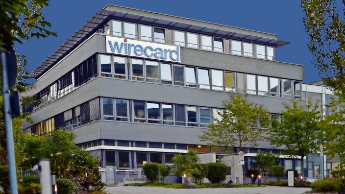 Firma 'Wirecard' in Aschheim, 2016