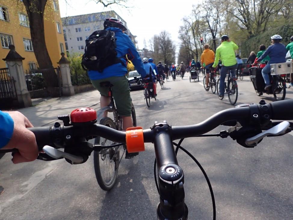 Radsternfahrt München