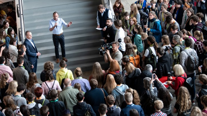 Zweite Jugend-Klimakonferenz