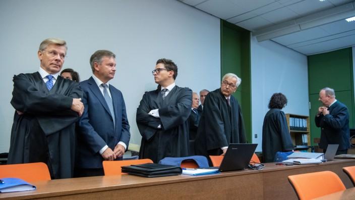 Voraus. Urteil im Prozess um Miesbacher Sparkassen-Affäre