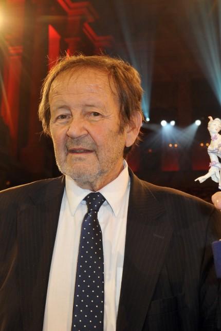 Kamerakünstler Gernot Roll wird 80
