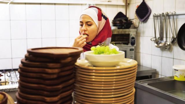 Malakeh Jazmati Restaurant Berlin