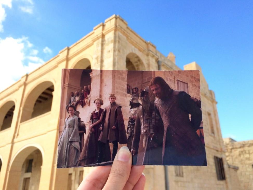 Game of Thrones GoT Drehorte Reise Filmtourismus