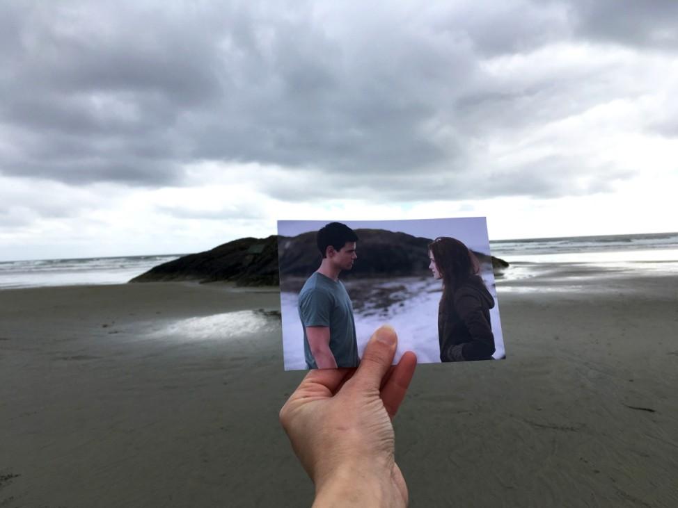 Drehort Andrea David Filmtourismus.de Twilight Vancouver Island