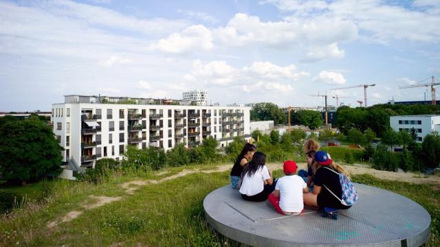 MŸnchen: Report 'Soziale Ungleichheit' - Ackermannbogen