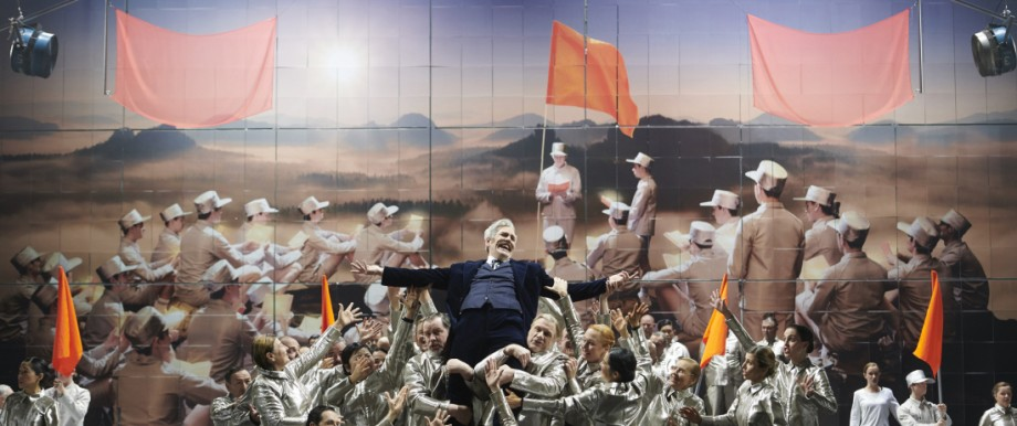 Nixon in China; Oper Stuttgart