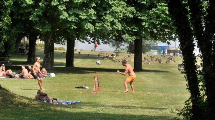 Utting: Summerpark