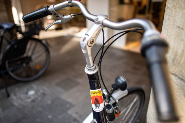 ADFC-Fahrradklima-Test 2018 - Münster