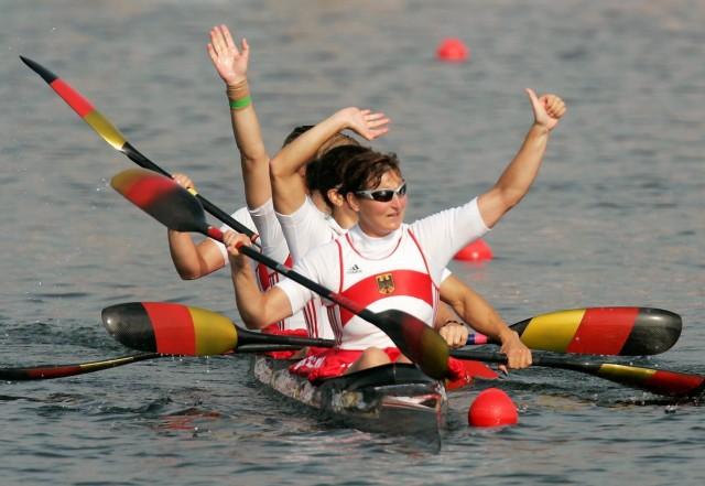 Olympia 2004 Athen Kanu