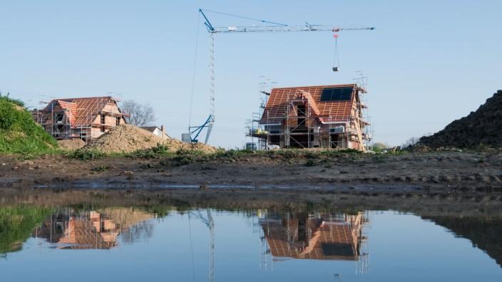 Studie: Konjunktur am Bau verliert an Schwung - Preise steigen we