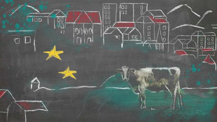 Werkstatt Demokratie: Vertraute Nachbarschaft, vertraute Natur, vertrautes Europa: Wie weit geht Heimat?