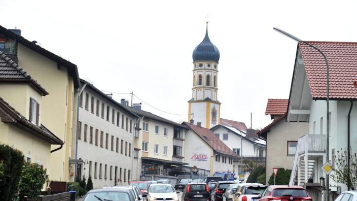 Seefeld: Hauptstrasse