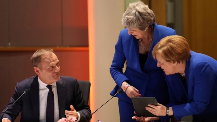 Brexit EU Sondergipfel