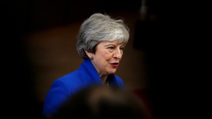 Brexit: May bekommt von der EU eine weitere Verschiebung angeboten