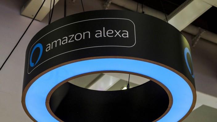 Amazon Alexa IFA 2018 Berlin Internationale Funkaustellung *** Amazon Alexa IFA 2018 Berlin Int