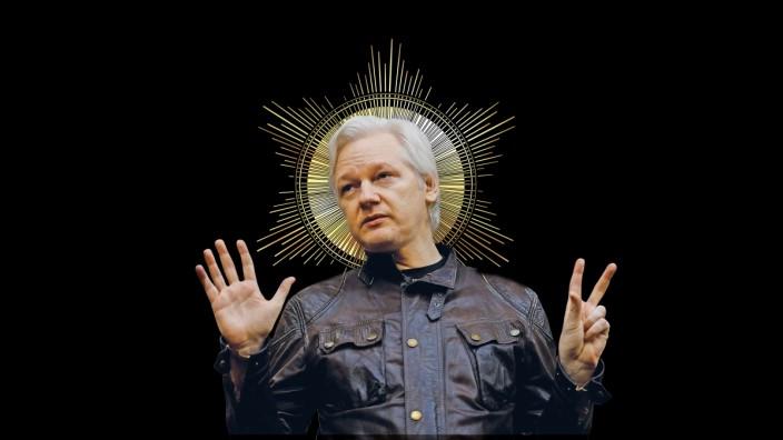 Assange heilig