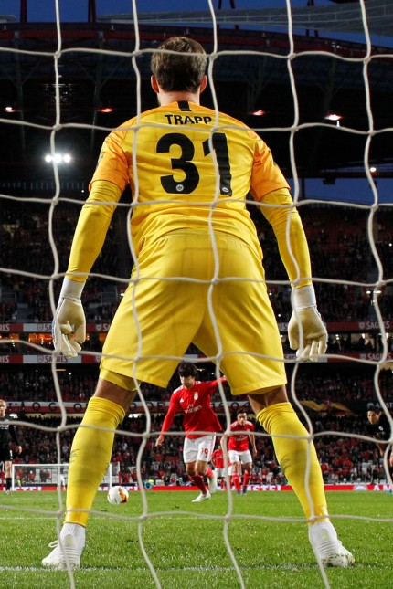 Europa League Quarter Final First Leg - Benfica v Eintracht Frankfurt