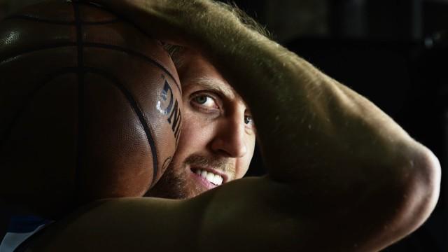Sept 21 2018 Dallas Mavericks center Dirk Nowitzki 41 enters his 21st year in the NBA Basketball H