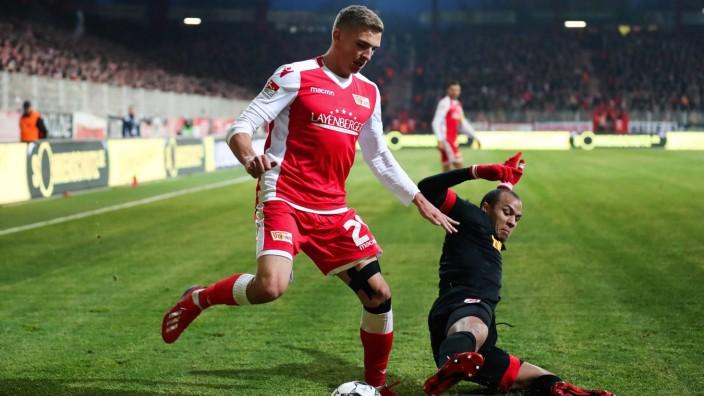 1. FC Union Berlin v SSV Jahn Regensburg - Second Bundesliga